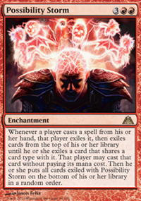 Possibility Storm - Dragon's Maze