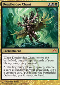 Deadbridge Chant - Dragon's Maze