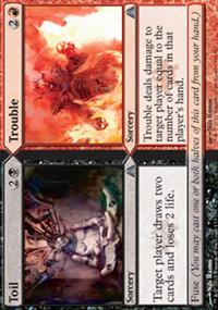 Toil / Trouble - Dragon's Maze