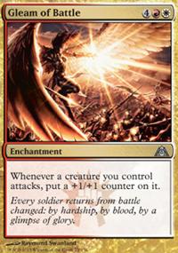 Gleam of Battle - Dragon's Maze