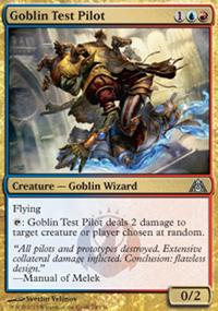 Goblin Test Pilot - Dragon's Maze