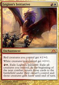Legion's Initiative - Dragon's Maze