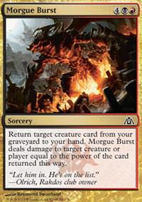 Morgue Burst - Dragon's Maze