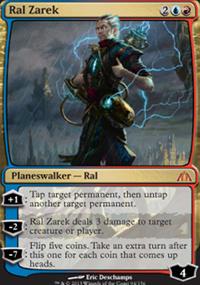 Ral Zarek - Dragon's Maze