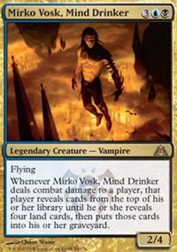 Mirko Vosk, Mind Drinker - Dragon's Maze
