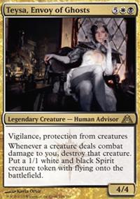 Teysa, Envoy of Ghosts - Dragon's Maze