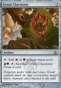 Gruul Cluestone - Dragon's Maze