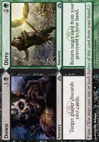 Down / Dirty  - Dragon's Maze