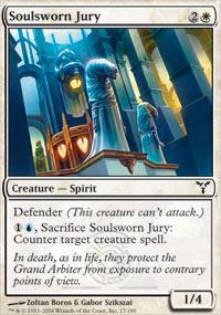 Soulsworn Jury - Dissension