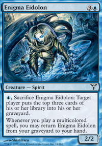 Enigma Eidolon - Dissension