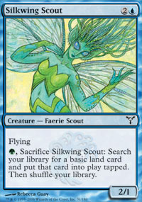 Silkwing Scout - Dissension