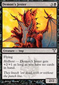 Demon's Jester - Dissension