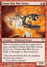 Flame-Kin War Scout - Dissension