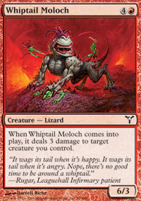 Whiptail Moloch - Dissension