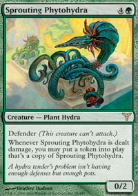 Sprouting Phytohydra - Dissension