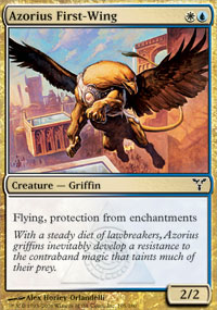 Azorius First-Wing - Dissension