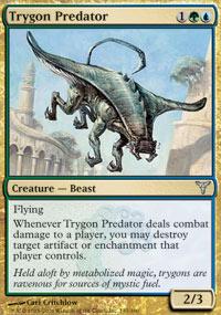Trygon Predator - Dissension