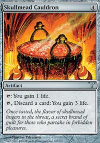 Skullmead Cauldron - Dissension