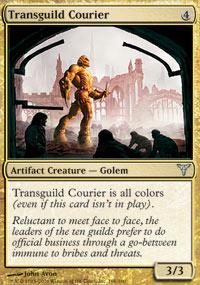 Transguild Courier - Dissension