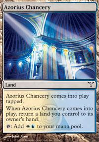Azorius Chancery - Dissension