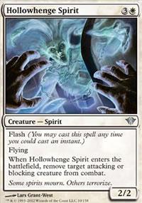 Hollowhenge Spirit - Dark Ascension