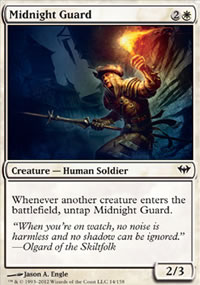 Midnight Guard - Dark Ascension