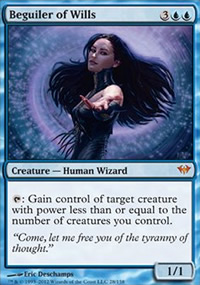 Beguiler of Wills - Dark Ascension