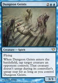 Dungeon Geists - Dark Ascension