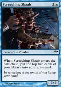 Screeching Skaab - Dark Ascension
