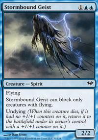 Stormbound Geist - Dark Ascension