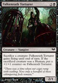 Falkenrath Torturer - Dark Ascension