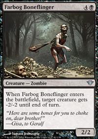 Farbog Boneflinger - Dark Ascension