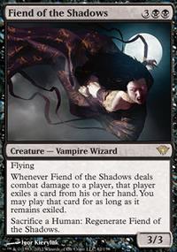 Fiend of the Shadows - Dark Ascension