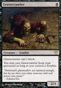 Gravecrawler - Dark Ascension