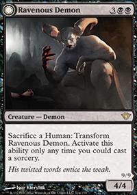 Ravenous Demon - Dark Ascension