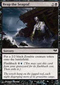 Reap the Seagraf - Dark Ascension