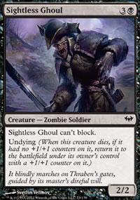 Sightless Ghoul - Dark Ascension