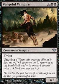 Vengeful Vampire - Dark Ascension
