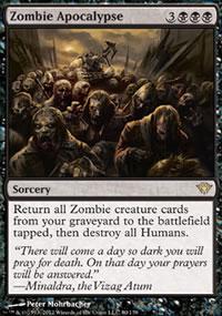 Zombie Apocalypse - Dark Ascension