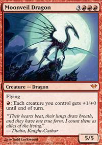 Moonveil Dragon - Dark Ascension