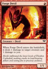 Forge Devil - Dark Ascension
