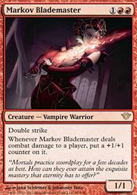 Markov Blademaster - Dark Ascension