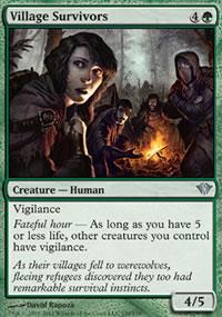 Village Survivors - Dark Ascension