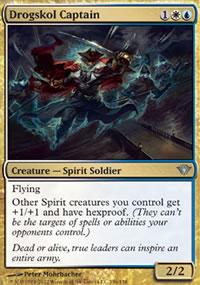 Drogskol Captain - Dark Ascension