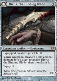 Elbrus, the Binding Blade - Dark Ascension
