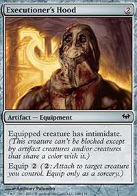 Executioner's Hood - Dark Ascension