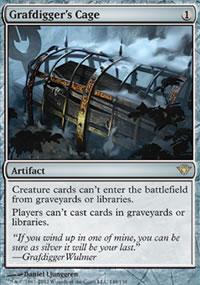 Grafdigger's Cage - Dark Ascension