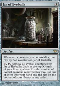 Jar of Eyeballs - Dark Ascension