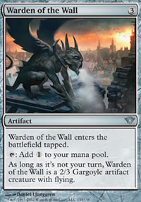 Warden of the Wall - Dark Ascension