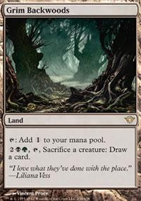 Grim Backwoods - Dark Ascension